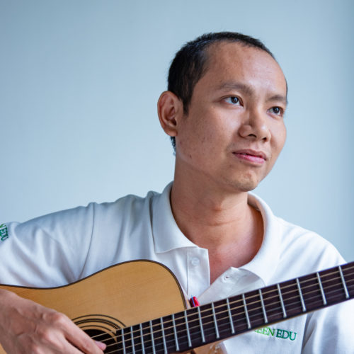 Hung Nguyen Green Edu